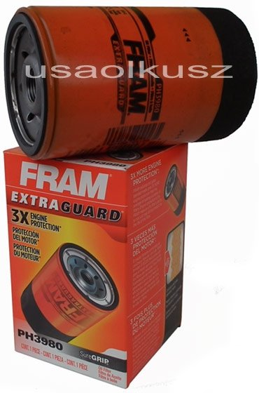 Filtr oleju silnika FRAM Chevrolet Blazer