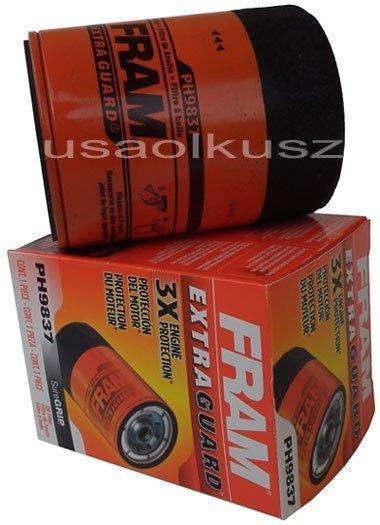 """Filtr oleju silnika Chevrolet Avalanche 5,3 """"Z"""" 2005"""