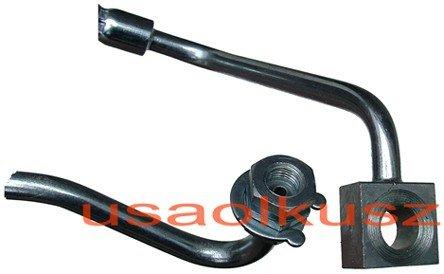 Przedni prawy elastyczny przewód hamulcowy Chrysler Pacifica