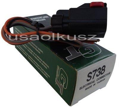 Wtyczka wiązka czujnika PC146K Dodge Stratus 2,0 16V