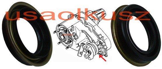 Uszczelniacz przedniego wału reduktora NP231 Jeep Liberty KJ 2002-2007