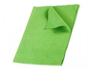 Ścierka z mikrofibry GreenBlue GB840 40x30cm zielona bezsmugowa