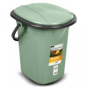 Toaleta turystyczna GreenBlue GB320GG zielono-szara