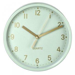 Zegar stołowy Hama Golden miętowy