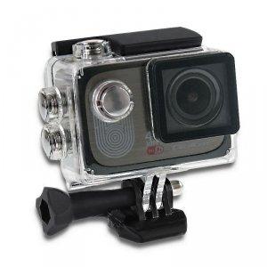 Kamera sportowa Qoltec wodoodporna 2 | 4K | czarna