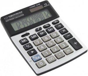 Kalkulator biurkowy Esperanza Newton
