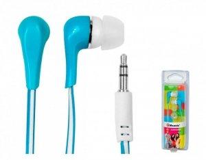 Słuchawki Msonic MH132EB niebieskie
