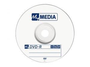 DVD-R My Media 16x 4.7GB Wrap (Spindle 10)