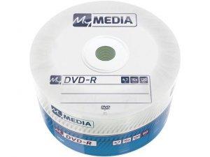 DVD-R My Media 16x 4.7GB Wrap (Spindle 50)
