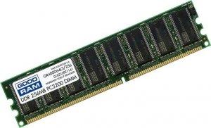Pamięć DDR GOODRAM 256MB 400MHz PC3200 - PO SERWI