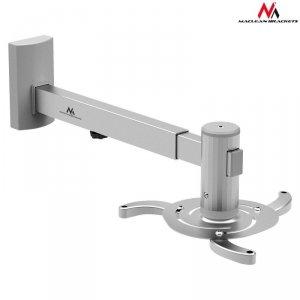 Uchwyt ścienny Maclean MC-516 S do projektora 480-660mm 10kg srebrny
