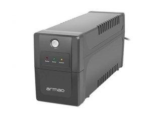 Zasilacz awaryjny UPS Armac Home 650F LED Line-Interactive 2xSchuko