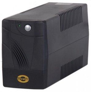 Zasilacz awaryjny UPS ORVALDI 450 LED Line-Interactive