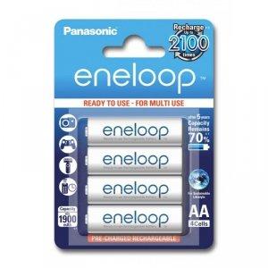 Panasonic Eneloop R6/AA 1900mAh akumulator – 4 szt blister