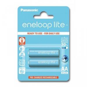 Panasonic Eneloop Lite R6/AA 950mAh akumulator – 2 szt blister