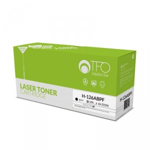 Toner H-126ABPF TFO (CE310A, Bk) 1.2K