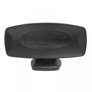 Antena DVB-T Digital pokojowa czarna