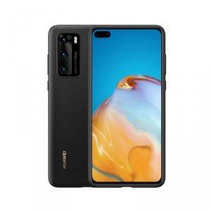 Huawei nakładka do P40 czarna plastikowa