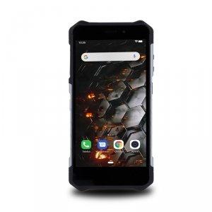 Smartfon Hammer Iron 3 LTE srebrny