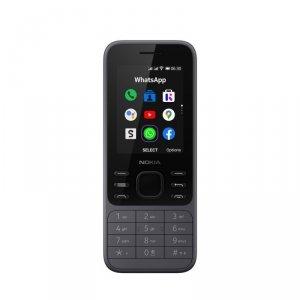 Telefon Nokia 6300 4G DS Grafitowa