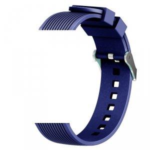 Devia pasek Deluxe Sport do Samsung Watch 1/2/3 46mm (22mm) dark blue