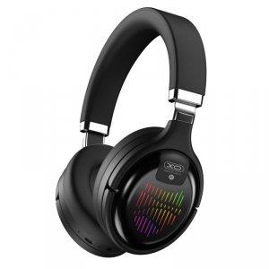 XO słuchawki Bluetooth BE18 nauszne czarne