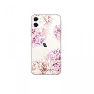 Nakładka TPU Babaco Kwiaty 001 Samsung NOTE 10 Lite/A81 Przeźroczysty 5903932255461 TTT