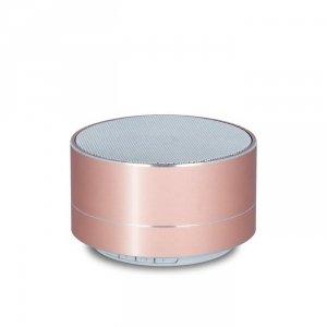 Forever głośnik Bluetooth PBS-100 różowo-złoty