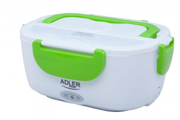 Pojemnik na żywność Adler AD 4474 podgrzewany green