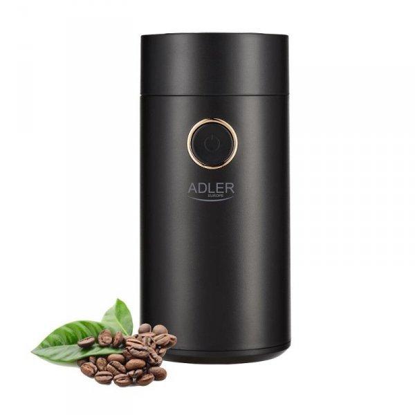 Młynek do kawy Adler AD 4446bg czarny