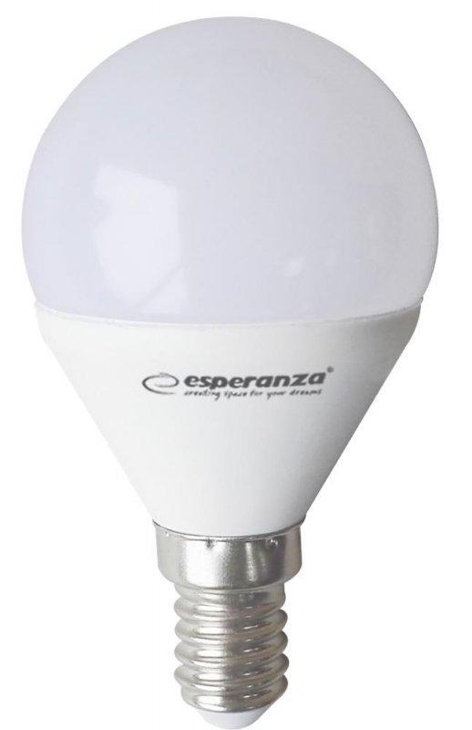 Żarówka LED Esperanza G45 E14 6W