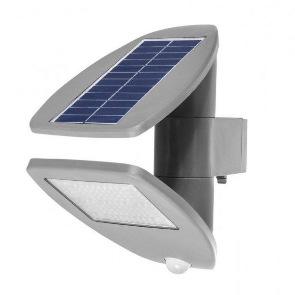 Lampa solarna Greenblue GB921 ścienna z czujnikiem ruchu