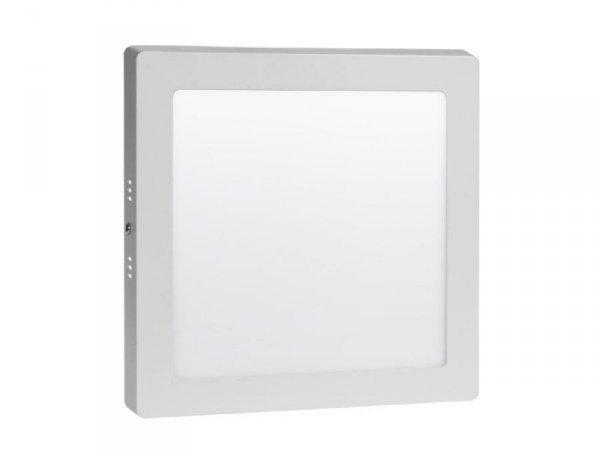 Panel LED Led4U LD156N natynkowy slim 18W Neutral white 4000-4500K