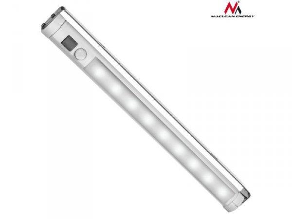 Lampka kuchenna podszafkowa Maclean MCE166 9 SMD Pir On/Off