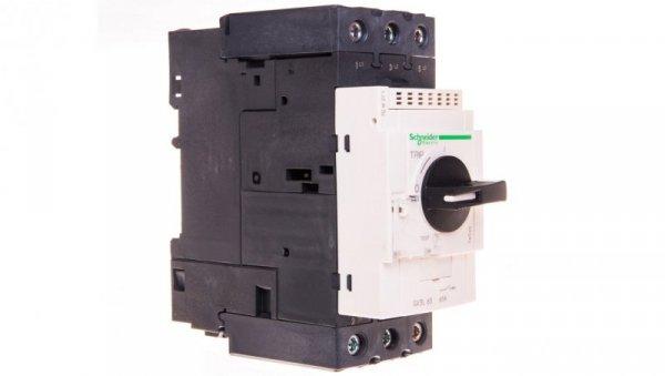 Wyłącznik silnikowy 3P 30kW 65A (EVK) GV3L65