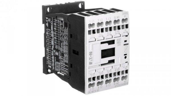 Stycznik mocy 9A 3P 24V DC 1Z 0R DILMC9-10 (24VDC) 277468
