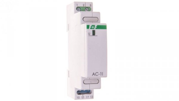 Przetwornik prądowy 0-5A wyjście 4-20mA 9-30V DC MAX-AC-1I-5A