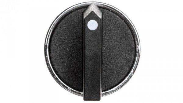 Napęd przełącznika 3 położeniowy czarny bez samopowrotu 8LM2TS130