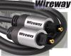 Kabel Optyczny Wireway 5m Toslink S/PDIF