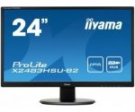 IIYAMA 24 X2483HSU-B2 AMVA+ 4ms FHD + ZESTAW