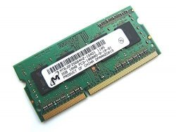 Pamięć RAM 2GB Micron SO-DIMM DDR3 1333MHz PC3-10600S CL9