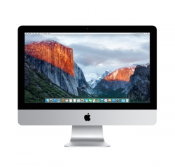 Apple iMAC 21,5 i5-5575R/16GB/2TB Fusion Drive/Iris Pro 6200/OS X