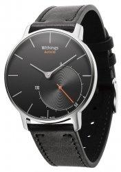Withings Activité - zegarek monitorujący aktywność fizyczną i sen iOS i Android (czarny)