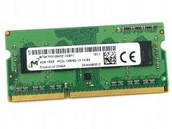 Pamięć RAM 4GB Micron SO-DIMM DDR3 1866MHz PC3-14900 CL15