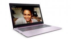 Lenovo Ideapad 320-15 N4200/4GB/256GB SSD/DVD-RW/Win10 Fioletowy