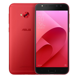 Asus ZenFone 4 Selfie Pro ZD552KL Red, FHD AMOLED, Qualcomm Snapdragon625, 4GB RAM, 64GB, DualSIM, 4G, Android 7.0, 3000mAh