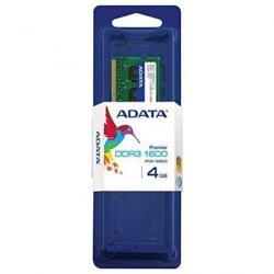Pamięć do laptopa ADATA DDR3 SODIMM 4GB 1600MHz CL11