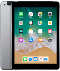 Apple iPad 6-gen 9,7 128GB LTE + Wi-Fi Space Gray
