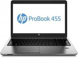 HP ProBook 455 A4-4300M/4GB/500GB Radeon 7420G Win8 Pro