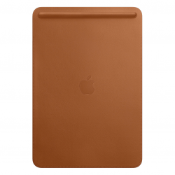 Apple Leather Sleeve - Skórzany futerał do iPad Pro 10,5 - Saddle Brown (naturalny brąz)